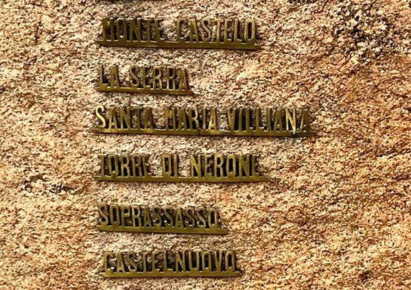Monumento - a campanha da FEB na Itáli