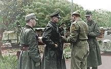Surrender of the German 148. Infanterie-