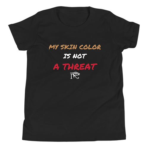 Not A Threat Youth Tee