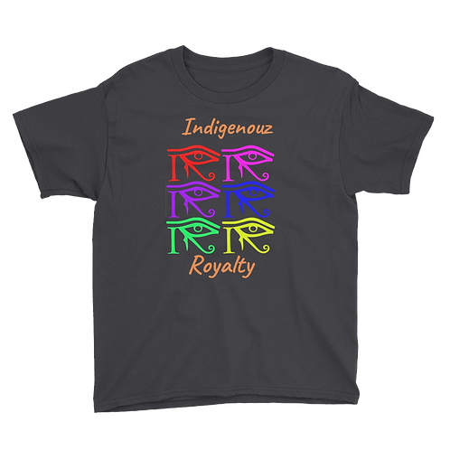 Youth Rainbow Logo Tee