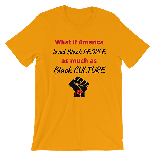 Black People Black Culture Tee
