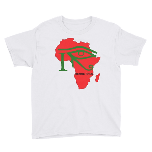 Africa Logo Tee (youth)