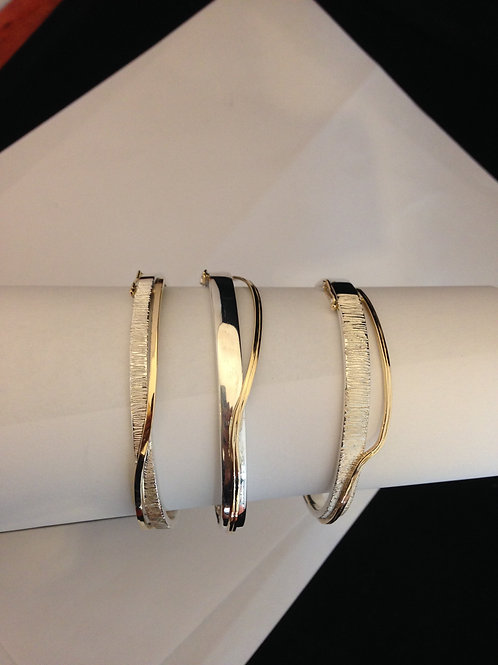 Armbanden van oud goud