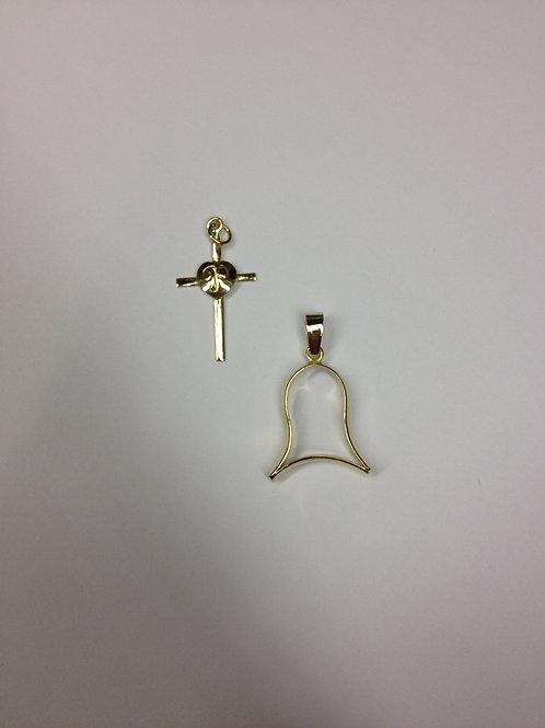 Gouden hangers