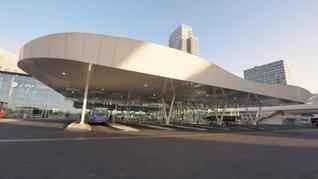 Busplatform Den Haag