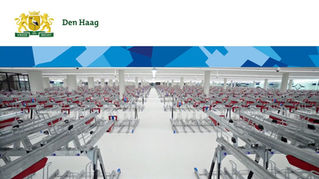 Fietsenstalling Den Haag Centraal