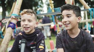Vier de Natuur festival Moerwijk Den Haag