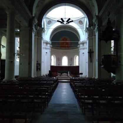 St Madeleine Church of Segré