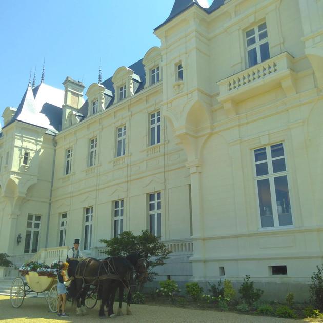 Le Château de Falloux