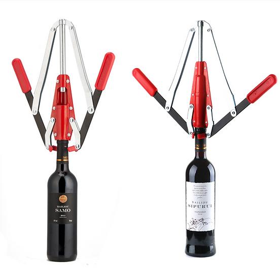 Double Lever Metal Wine Corker