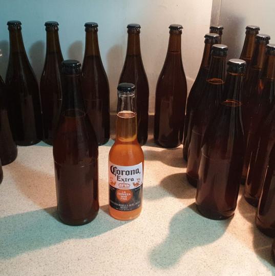 Bottling Sierra Nevada Pale Ale Batch