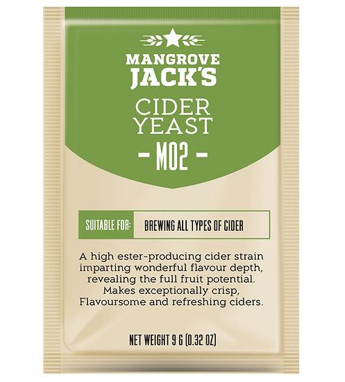 Mangrove Jack's Craft Series Yeast - Cider M02 (9g)