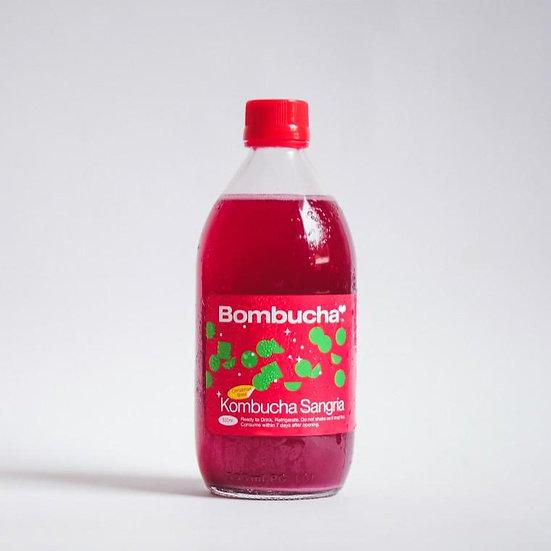 Kombucha (Holiday Brew) -Sangria 500ml (Non Alchoholic)