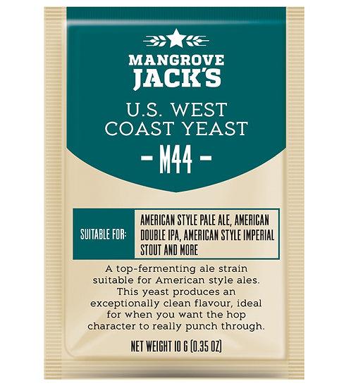 Mangrove Jack's CS Yeast M44 US West Coast (10g)