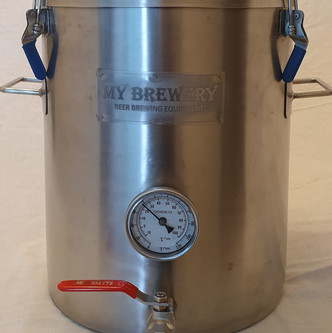 Beer Brewing Kettle