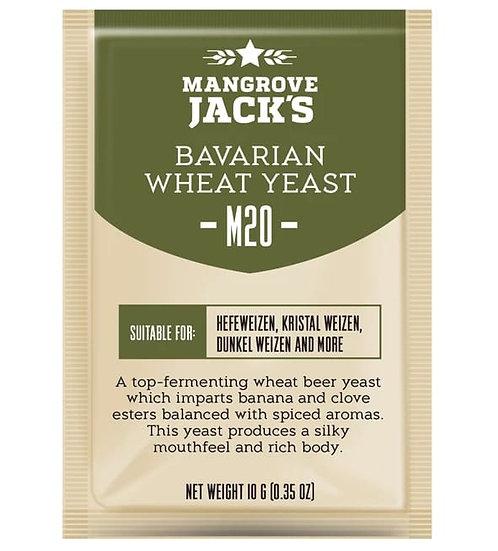 M20 Bavarian Wheat Yeast - 10 G