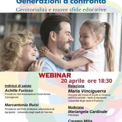 Generazioni a confronto - genitorialità e nuove sfide educative