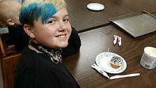 Gemma and spider cupcake.jpg