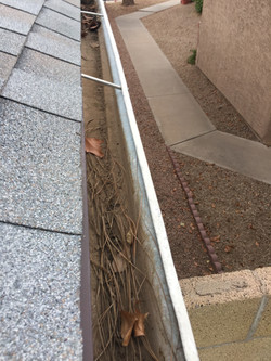 Gutters (Before)