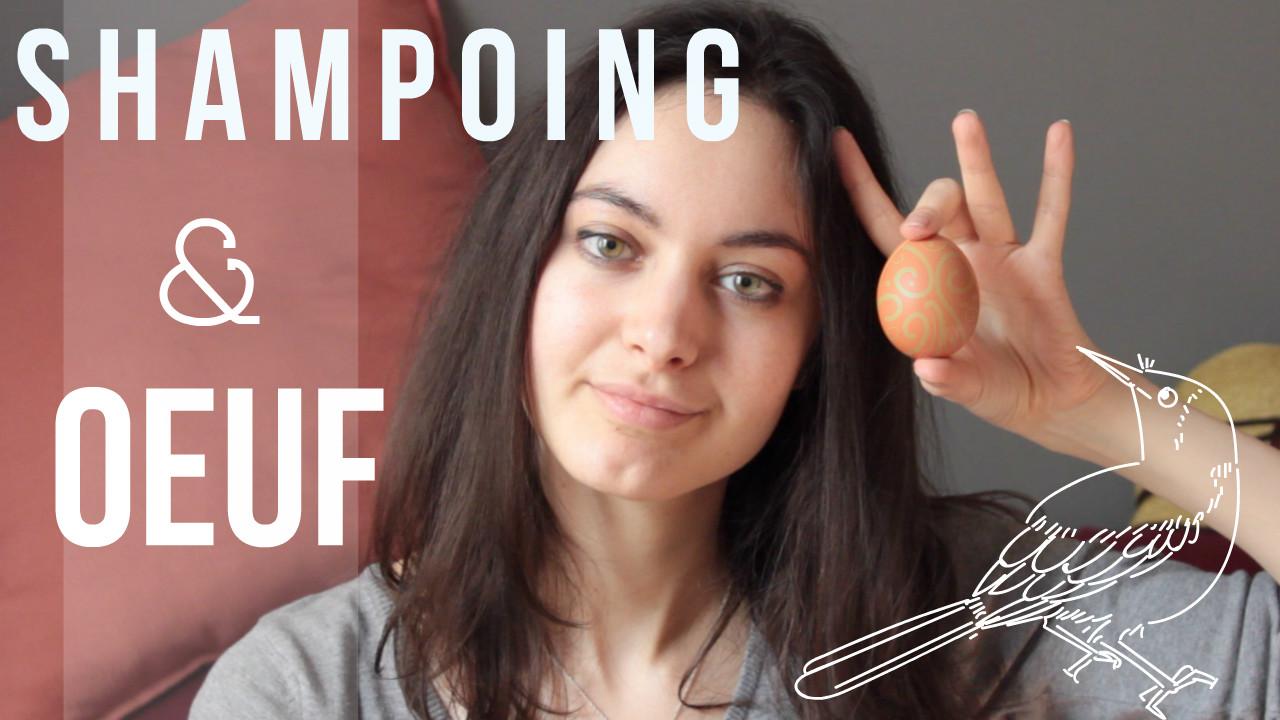 Réussir son Shampoing à l'oeuf