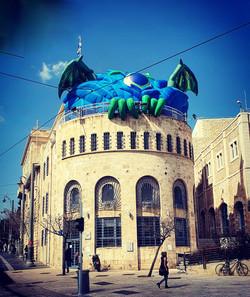 פוריפלצת - מפלצת על עיריית ירושלים