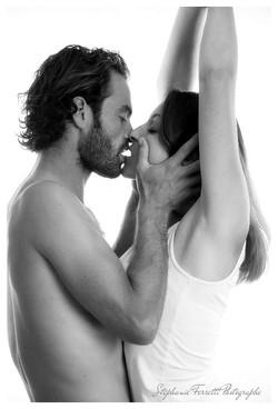 Couple sensuel