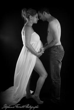 Grossesse en couple