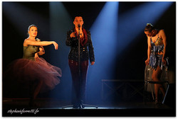 Spectacle danse