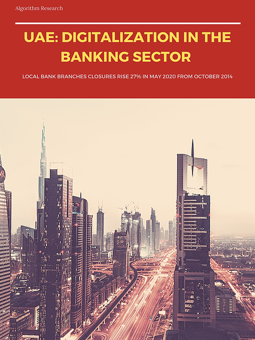 UAE: Digitalization in the Banking Sector