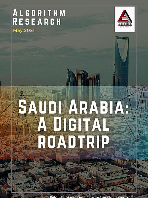 Saudi Arabia: A Digital Roadtrip