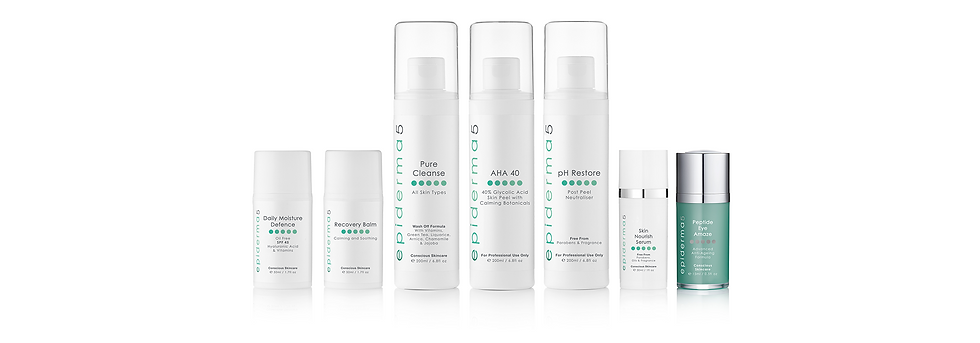 Epiderma5 Products