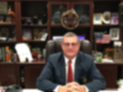 Gary B Parsons, Lee County Sheriff