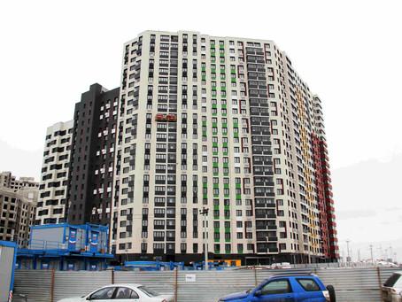 Крупнейшая строительная компания России поручила работы по расширению порталов лифтов