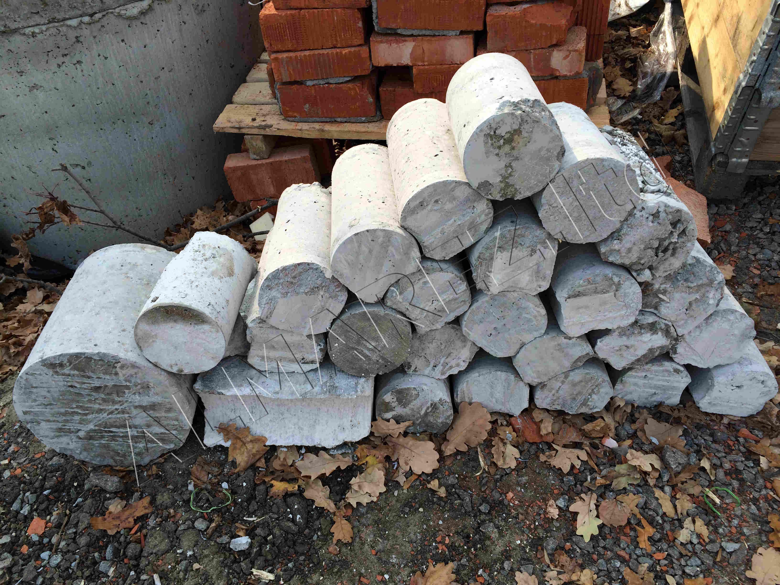 Керны сверление бетона