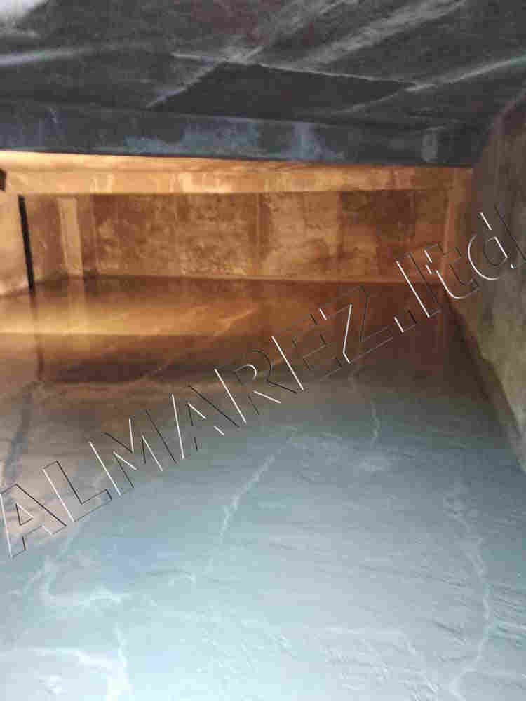 Бетонирование монолитной плиты-перекрытия