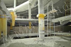 Резка диском бетона
