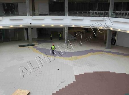 Начинаем новый интереснейший проект - реновация торгового центра общей площадью 240000 кв.м.