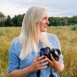 Teele Dunkley by Lesley Van Dijk