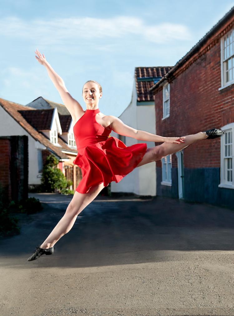 Whitney Dunthorpe dance Teele Photograph