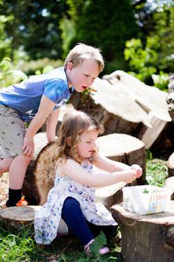 Family photos with Teele Photography