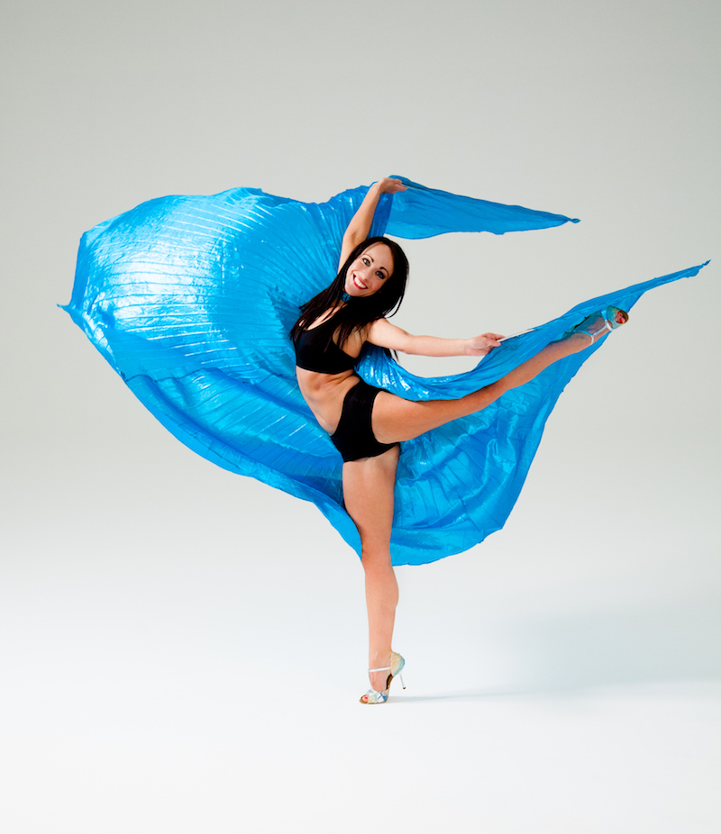 Teele Photography dancer studio Capture