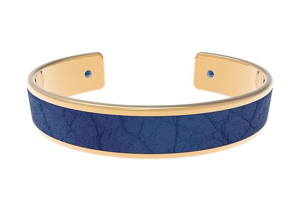 blue gold croco