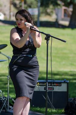 Jenn at the Park