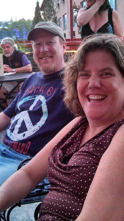 2013 08 23 Jim and Jenn