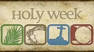 holy week happenings: Easter Sunday