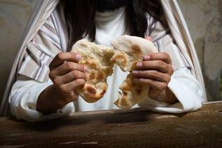 Que me plazca tanto dar, que si no comparto mi pan, me quede con hambre