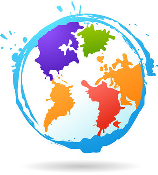 """Lemas y valores hacia un mundo """"De Colores"""""""