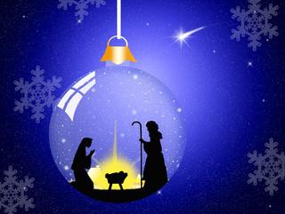 Navidad es asunto de Dios y cosa nuestra. Ya Él hizo su parte, sigue pendiente la nuestra