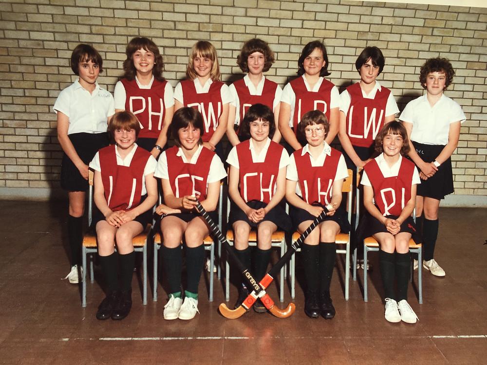 Croydon High School for girls G.P.D.S.T, UK. 1979.