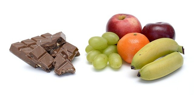 Healthy diet choices
